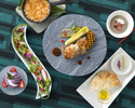 "【Weekday】 Churashima Vegetable LUNCH ""Chef's Lunch"""
