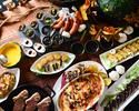 【平日限定!】通常4212円→3400円!家族みんなで楽しめるハロウィーンフェア!牛肉ステーキや特製ホット料理、デザート等、豊富な種類が食べ放題!
