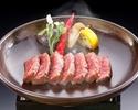 網焼ステーキ(特上ロース 150g)12,650円
