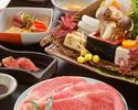 Beef Lover`s Matutake mushroom Sukiyaki Course