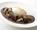 Hachised beef with rice MIKUNI style
