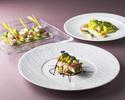【ランチ】~スタジオーネ~記念日や特別な日に。厳選食材を楽しむ全5品贅沢ランチコース