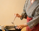 鶏水炊きプリフィックスコース