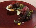 【肉×魚】特選和牛、オマール海老、厚切り牛タンなど贅沢に味わう全6品<Wagyu Course>