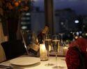 BAROLOスペシャルディナーコース【web限定!シャンパン+ホールケーキ付 黒毛和牛と三大珍味を盛り込んだスペシャルコース】