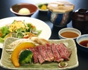 Shinshu Wagyu fillet course recommended for lunch time