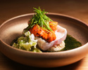 Chef's Choice Tajima Beef & Seafood Course
