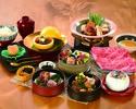 HANARE KUROGEWAGYU Lunch Set