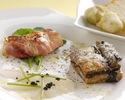 【LUNCH】メイン料理が選べる贅沢ランチコース・BACCO/バッコ
