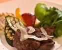 【DINNER】(乾杯1ドリンク付)メイン料理が選べる贅沢ディナーコース・fortuna/フォルトゥーナ