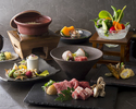 お昼の和会席「MITSUSE」(お食事のみ)5,500円