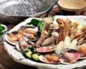 [Winter only] Special shellfish shabu course
