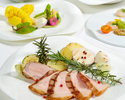 【10・11月】スペイン産イベリコ豚のローストのコース(イタリアーノ)(2時間飲み放題付き)