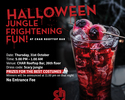 Halloween Jungle Frightening Fun!