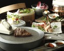 【Teppanyaki Dinner】AMAMITSUTSUKI Course