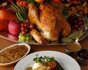 【季節限定】Thanksgivinig Dinner