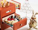 Afternoon Tea Set - Alice in Winter Wonderland -
