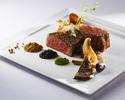 【数量限定】黒毛和牛ロース肉のフルコースステーキディナー