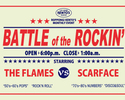 11月30日(土) Battle of the Rockin' VS SCER FACE