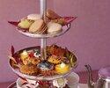 """【期間限定】"""" Thanksgiving + ミニパルフェ + シャンパーニュロゼ """" Afternoon Tea"""
