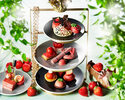 (1/15-5/31) 【Online Booking Exclusive】Afternoon tea set -Strawberry-  (Saturday, Sunday and public holidays) 【3 part system ① 11: 00 ② 13: 30 ③ 16: 00 】