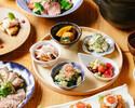 京の出汁巻き玉子と生麩の味噌田楽、〆は炊きたて鯛の土鍋ご飯など人気メニューを集めた茶茶の名物コース 3時間飲み放題