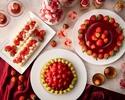 [Sabato, domenica e festivi] buffet di dolci alla fragola (adulti)