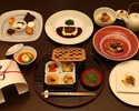 De Luxe menu featuring delicacies from Shizuoka(Dining)
