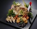 お祝い会席 燦-きらめき- 15000円 (昼食・テーブル個室)
