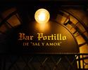 2019年 Bar Portillo クリスマス限定コース《全10品・お肉料理=イベリコ豚》