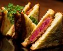 【うしみつ一門登牛門コース】*『シャトーブリアンのブリオッシュサンド』が日本テレビの火曜サプライズで放送されました。