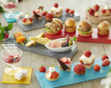 Strawberry Afternoon Tea Set<Online Booking Only>