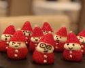 【ランチ】クリスマス特別ランチコース(6皿)