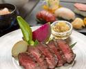 【1・2月】牛舌と三浦産有機野菜の和風煮込みのコース「和月(わげつ)」(2時間飲み放題付き)