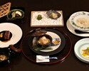 February Luxurious collaboration course between Chef Takahashi and Kenichi Yamamoto (private room)