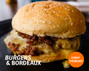 Burger & bordeaux