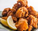 <平日・祝・日>【鶏からあげ&フライドポテト食べ放題パック】ソフトドリンク飲み放題