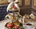 """【特別限定】"""" Holy Christmas+ミニパルフェ+シャンパーニュ・フレーズ """" Afternoon Tea"""