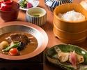 【平日13時以降5%OFF】牛ほほ肉の島醤油煮御膳 2,530円→2,403円
