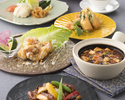 【食後のコーヒー付き】プリフィックスディナー☆人気のアラカルトをコース風に提供!選べる味付けやお食事物など全7品