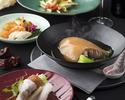 【食後にコーヒー付き!】北京ダック、フカヒレの煮込みをメインとした王道中華フルコース!