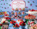 [Prepaid Discount/ Official HP Limited/ Weekday】 SOCO Sweets Buffet Strawberry Collection 2020
