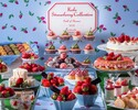 [Prepaid Discount/ Official HP Limited/ Holiday】 SOCO Sweets Buffet Strawberry Collection 2020