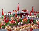 "Hilton Sweets Dessert Buffet ""Strawberry Kingdom"" (Weekend only)"