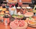 【EXBAR TOKYO】 Gastropub course (5 dishes)