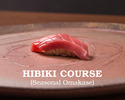 響 *Hibiki Course (Seasonal Omakase) RM480++