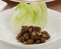 料理長おすすめの中華卓料理「孔雀」
