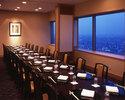 【ランチ&ディナー】<個室利用・フリードリンク>個室プラン ¥19,000