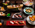 Sushi Kaiseki course