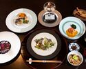 February Luxurious collaboration course between Chef Takahashi and Kenichi Yamamoto